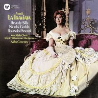 Verdi: La Traviata — Джузеппе Верди, Royal Philharmonic Orchestra, Beverly Sills