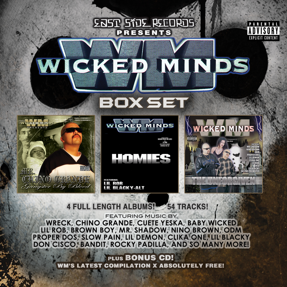 Wicked Minds Box Set — Wicked Minds  Слушать онлайн на