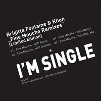 Fine Mouche Remixes — Brigitte Fontaine, Khan