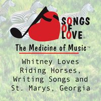 Whitney Loves Riding Horses, Writing Songs and St. Marys, Georgia — D. Davis