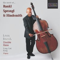 The Music Of... Rankl, Sprongl & Hindemith — Пауль Хиндемит, Leon Bosch, Norbert Sprongl, Karl Rankl, Sung-Suk Kang