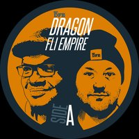 Hold Down the Fort / Right on Time — Dragon Fli Empire with Djar One
