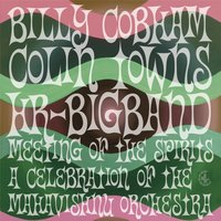 Meeting of the Spirits — Towns, Colin, Billy Cobham & Colin Towns & hr-Bigband