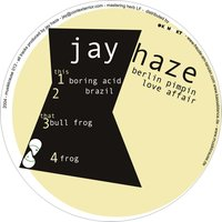 Berlin Pimping Affair EP — Jay Haze