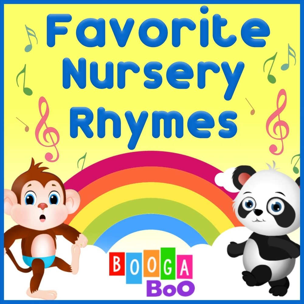 favorite nursery rhymes ten - 1000×1000