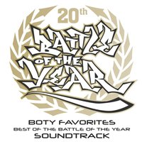 Boty Favorites - Best of the Battle of the Year Soundtrack — сборник