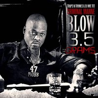 Blow 3.5 Grams — Criminal Manne