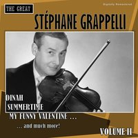 The Great Stéphane Grappelli, Vol. 2 — Stéphane Grappelli