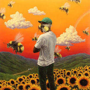 Tyler, The Creator, Rex Orange County, Anna of the North, The Creator, Tyler - Boredom