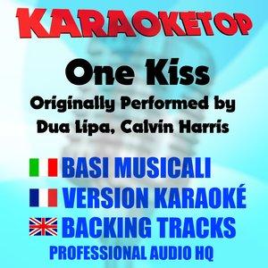 Karaoketop - One Kiss