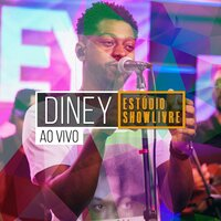 Diney no Estúdio Showlivre — Diney