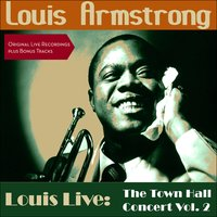 Louis Live: The Town Hall Concert 1947 New York Vol. 2 — Louis Armstrong & His All Stars
