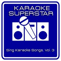 Sing Karaoke Songs, Vol. 3 — Anne Regler