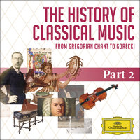 The History Of Classical Music - Part 2 - From Haydn To Paganini — сборник