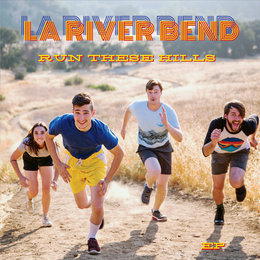 Run These Hills — LA River Bend