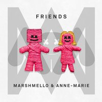 FRIENDS — Marshmello, Anne-Marie