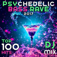 Psychedelic Bass Rave 2017 Top 100 Hits DJ Mix — сборник