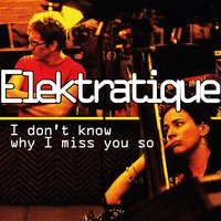 I Don't Know Why I Miss You So — Elektratique