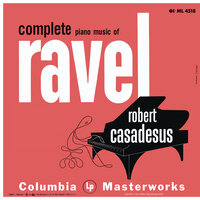 Casadesus Plays Piano Music of Ravel — Robert Casadesus