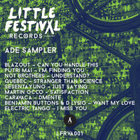 Little Festival Records ADE Sampler — сборник