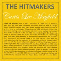 Hits of Curtis Mayfield — The World-Band, The World-Band & Drivin Sneakers
