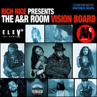 Rich Nice Presents: The A&R Room Vision Board — сборник