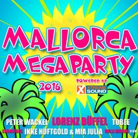 Mallorca Megaparty 2016 powered by Xtreme Sound — сборник