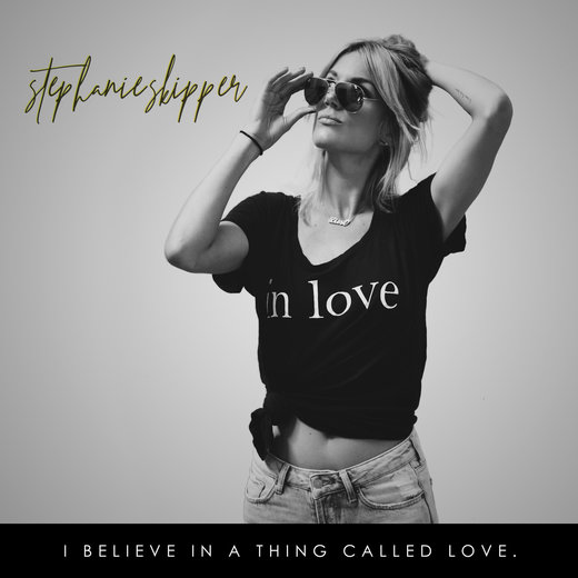 i believe in a thing called love