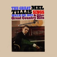 Sings Walk on, Boy & Other Great Country Hits — Mel Tillis