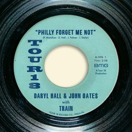 Philly Forget Me Not (with Train) — Daryl Hall & John Oates