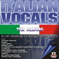 Italian Vocals the Album Vol. 1 — сборник