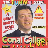 The Funny Side — Conal Gallen