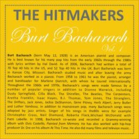 Hits of Burt Bacharach, Vol. 1 — The World-Band, Behindtupfers