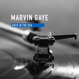 Back in the USA — Marvin Gaye, Marvin Gaye, Various Artists