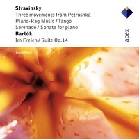 Bartok & Stravinsky : Works for Piano  -  APEX — Dezsö Ranki