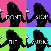Don't Stop The Music — сборник