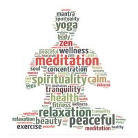 Yoga Zen Meditation Wellness Spirituality — Japanese Relaxation and Meditation & Asian Zen Meditation