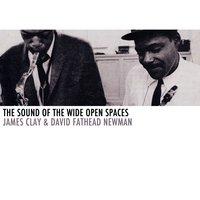 The Sound of the Wide Open Spaces — James Clay, David Fathead Newman, James Clay & David Fathead Newman