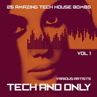 Tech and Only (25 Amazing Tech House Bombs), Vol. 1 — сборник