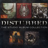 The Studio Album Collection — DISTURBED