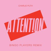 Attention — Charlie Puth
