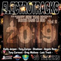 Electrotracks Happy New Year 2019, Vol. 2 — сборник
