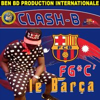 FGC Le Barça — Groupe Clash-B, Moussa touré