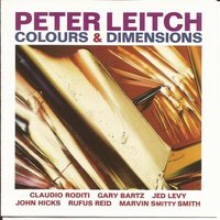 Colours & Dimensions — Peter Leitch