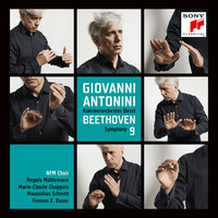 Beethoven: Symphony No. 9 — Kammerorchester Basel, Giovanni Antonini