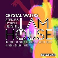 I Am House — Sted-E & Hybrid Heights feat. Crystal Waters