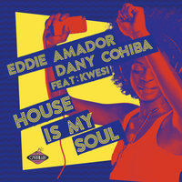 House Is My Soul — Eddie Amador, Dany Cohiba feat. Kwesi