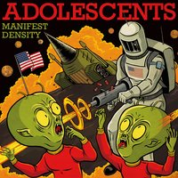 Manifest Density — Adolescents