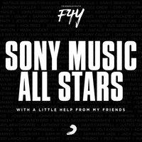 With a Little Help from My Friends — Sony Music All Stars