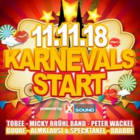 11.11.18 Karnevals Start powered by Xtreme Sound — сборник